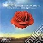 Le sonate del rosario cd musicale di BIBER HEINRICH IGNAZ