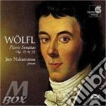 Sonate per pianoforte opp.25 e 33 cd musicale di Joseph WÖlfl