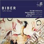 Sonate per violino, passacaglia per viol cd musicale di BIBER HEINRICH IGNAZ