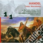 Judas maccabaeus cd musicale di HANDEL GEORG FRIEDRI