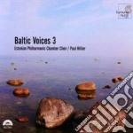 Baltic voices 3 cd musicale