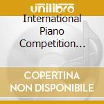 International piano competition cd musicale
