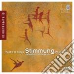 Stimmung cd musicale di Karlhein Stockhausen