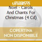 No?l - carols and chants for christmas cd musicale