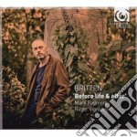 BEFORE LIFE & AFTER                       cd musicale di Benjamin Britten