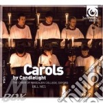 CAROLS BY CANDLELIGHT (MUSICA PER L'AVVE  cd musicale
