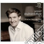 Keyboard music, vol. 3 cd musicale di Wolfgang Amadeus Mozart