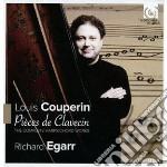 Pi�ces de clavecin cd musicale di Louis Couperin