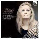 Il caro sassone (arie del periodo italia cd musicale di Handel georg friedri