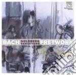 Variazioni goldberg (arrangiamento per v cd musicale di Johann Sebastian Bach