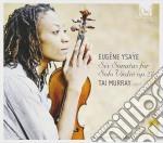 6 sonate per violono solo op.27 cd musicale di Eug�ne Ysaye