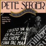 Singalong cd musicale di Pete Seeger