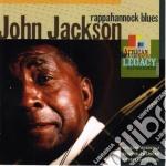 Rappahannock blues cd musicale di John Jackson