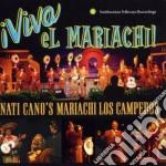 Viva el mariachi cd musicale di Nati Cano