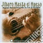 Jibaro hasta el hueso cd musicale di Artisti Vari