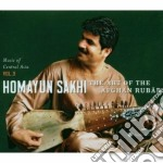 The art of the afghan rubab - music of c cd musicale di Homayun Sakhi