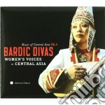 Bardic divas - music of central asia vol cd musicale di Artisti Vari