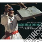 Badakhshan ensemble - music of central a cd musicale di Ensemble Badakhshan