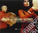 Spiritual music of azerbaijan - music of cd musicale di Alim Qasimov