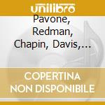 Pavone, Redman, Chapin, Davis, Gale - Mario Pavone -  Toulon Days cd musicale di Pavone Mario