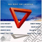 S. Dempster - H. Sollberger - B. Ture - New Music For Virtuosos cd musicale di Artisti Vari