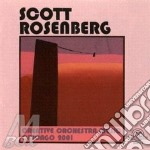 Scott Rosenberg - Creative Orchestra Music, Chicago 2001 cd musicale di Rosenberg Scott