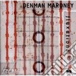 Denman Maroney - Fluxations cd musicale di Maroney Denman