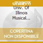 Univ. Of Illinois Musical Ensemble - Partch -  The Harry Partch Collection cd musicale