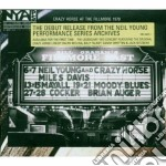LIVE AT THE FILLMORE EAST cd musicale di Neil Young
