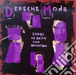 Songs of faith & devotion cd musicale di Depeche Mode