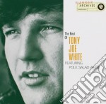 THE BEST OF (20 TRACKS) cd musicale di WHITE TONY JOE