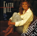 TAKE ME AS I AM cd musicale di HILL FAITH