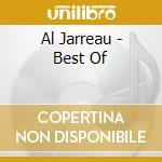 BEST OF AL JARREAU cd musicale di JARREAU AL