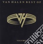 BEST OF V.1 cd musicale di VAN HALEN