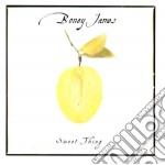 Sweet thing cd musicale di James Boney