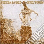 SILVER & GOLD cd musicale di Neil Young