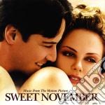 SWEET NOVEMBER cd musicale di O.S.T.