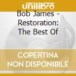 THE BEST OF cd musicale di JAMES BOB