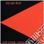 RE-AC-TOR cd musicale di YOUNG NEIL-CRAZY HORSE