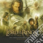 LORD OF THE RINGS:THE RETURN OF THE cd musicale di ARTISTI VARI