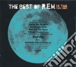 THE BEST OF/Ltd.Edition 2CD cd musicale di R.E.M.
