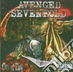 CITY OF EVIL cd musicale di Sevenfold Avenged