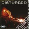 (LP VINILE) Disturbed - live at red rocks cd