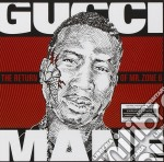 Return of mr zone 6 cd musicale di Gucci Mane