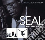THE PLATINUM COLLECTION                   cd musicale di SEAL