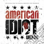 AMERICAN IDIOT BROADWAY SELECTIONS        cd musicale di Day Green