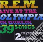 LIVE AT THE OLYMPIA  2CD                  cd musicale di R.E.M.
