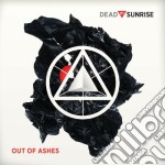 OUT OF ASHES cd musicale di DEAD BY SUNRISE