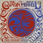 LIVE FROM MADISON SQUARE GARDEN cd musicale di CLAPTON ERIC-STEVE WINWOOD