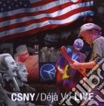 Dèjà Vu Live cd musicale di CROSBY STILLS NASH & YOUN